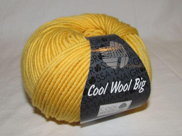 Fb.15 himmelblau 50 g Cool Cotton Wolle Kreativ Lana Grossa